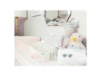 Ameda Finesse dubbelzijdig elektrische borstkolf koop verzekering