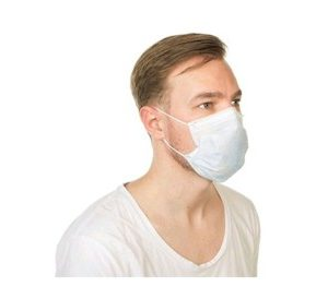 Mondmaskers en desinfectie