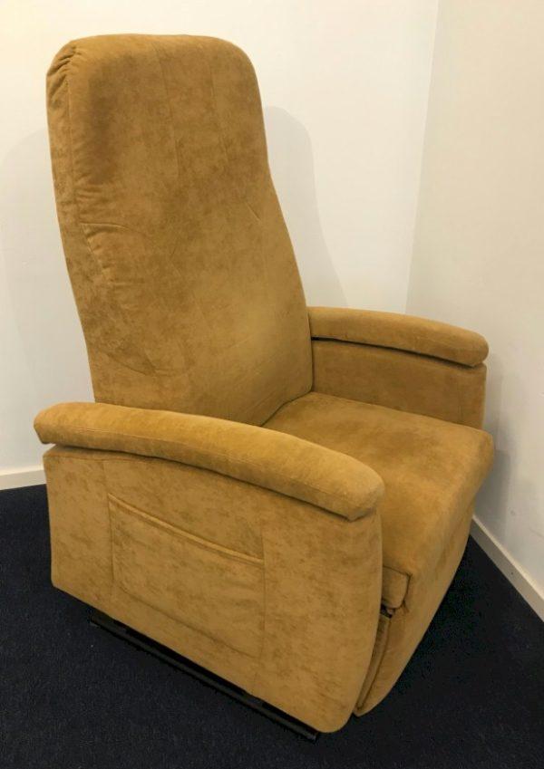 Fitform Vario 570 sta op-stoel occasion kleur: Beige/ Geel