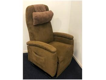 Fitform Vario 570 sta op-stoel occasion kleur: Bruin