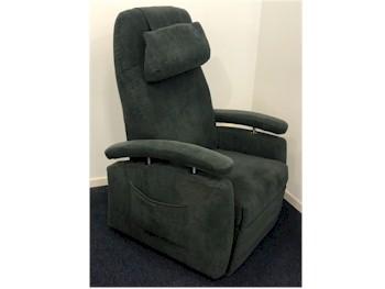 Fitform Vario 570 sta op-stoel occasion kleur: Donkergroen