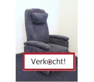 Fitform vario 570 sta op stoel donkerblauw verkocht