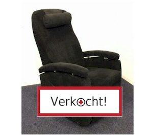 Fitform vario 570 sta op stoel zwart met draaischijf verkocht