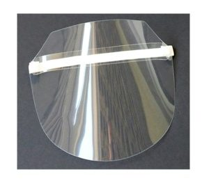 Gezichtsmasker / gezichtsscherm / Face shield CU - per stuk