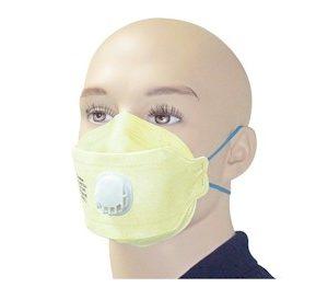 Mondmasker FFP3 met uitademventiel