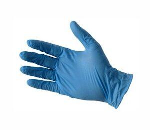 Nitril handschoenen BLUE vlgs EN-455, EN-420 en EN-374 - 100 stuks