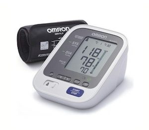 Zelfcontrole bloeddrukmeters