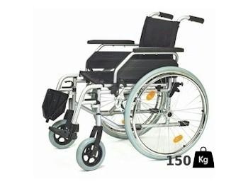 rolstoel met stalen frame 150 kg