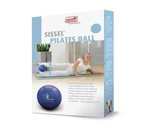 Pilates soft bal Sissel 22 cm blauw