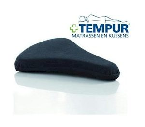 Fietszadeldekje van Tempur®
