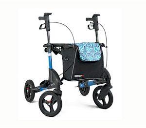 Topro Troja 2 g rollator - Blauw