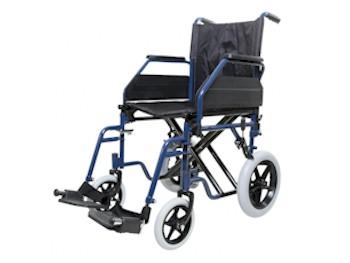 Transportstoel rolstoel opvouwbaar