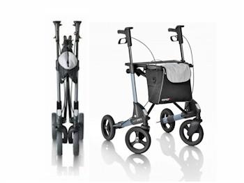 troja 2g rollator met comfort wielen