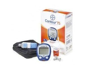 Contour TS Bloedsuikermeter startpakket