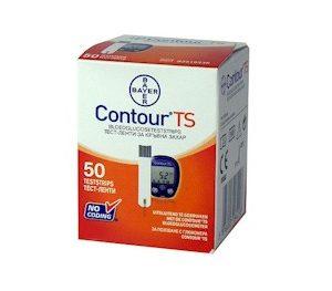 contour TS glucosestrips