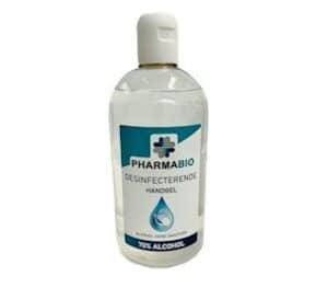 desinfecterende handgel 70% alcohol - 500 ml