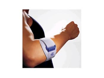 Bauerfeind EpiPoint® elleboogbrace voor tenniselleboog