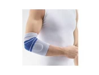 Bauerfeind EpiTrain® elleboogbrace voor tenniselleboog behandeling
