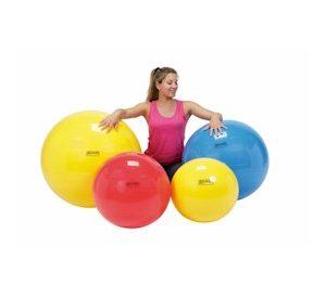 Zit- en gymballen