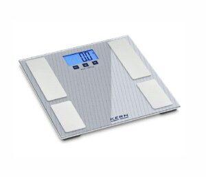 kern digitale lichaams analyse weegschaal mfb 182 kg