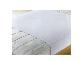 Matrasbeschermer/ bedzeil met badstof bovenlaag