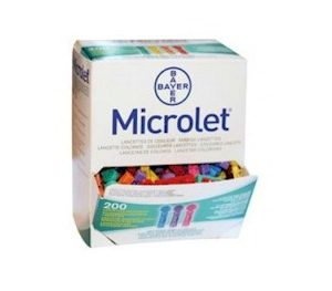 microlet lancetten