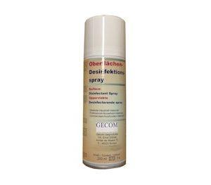oppervlakte desinfecterende spray Corona