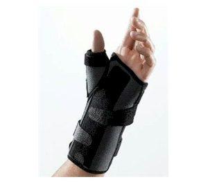 polsspalk ligaflex manu immobiliserende polsbrace