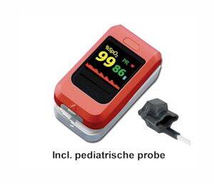 pulse oximeter volwassenen en kinderen