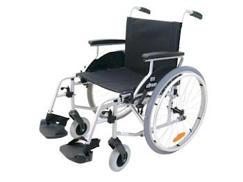 Standaard rolstoel zelfrijder