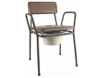 Kent Stacking Toiletstoel / Po stoel