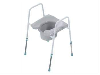 toiletstoel toiletoverzet hoefijzer