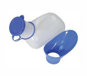 Urinaals en ondersteken