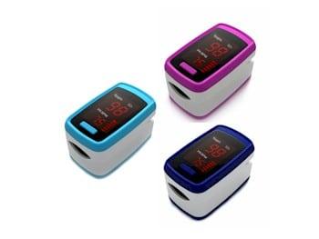 vosmed pulseoximeter colour